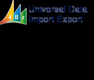 Universal Data Import Export
